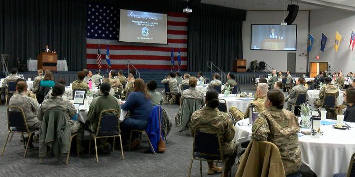 Air Force Global Strike Command hosts 2nd Annual Women's Leadership Symposium
