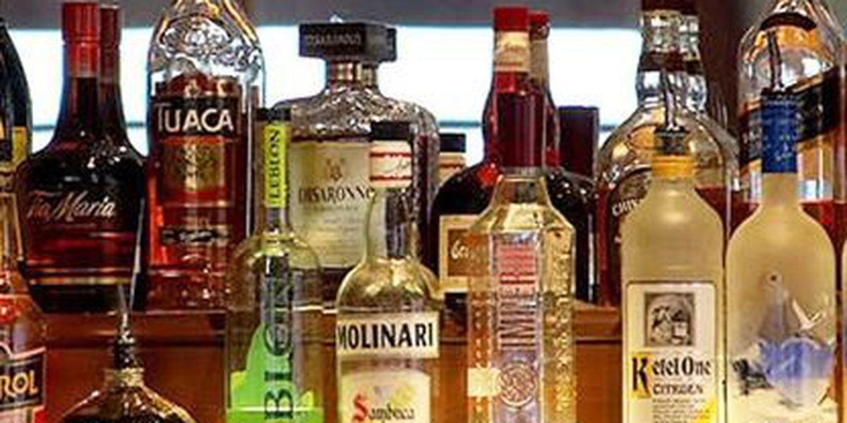 Alcohol could legally be delivered right to your door in LA