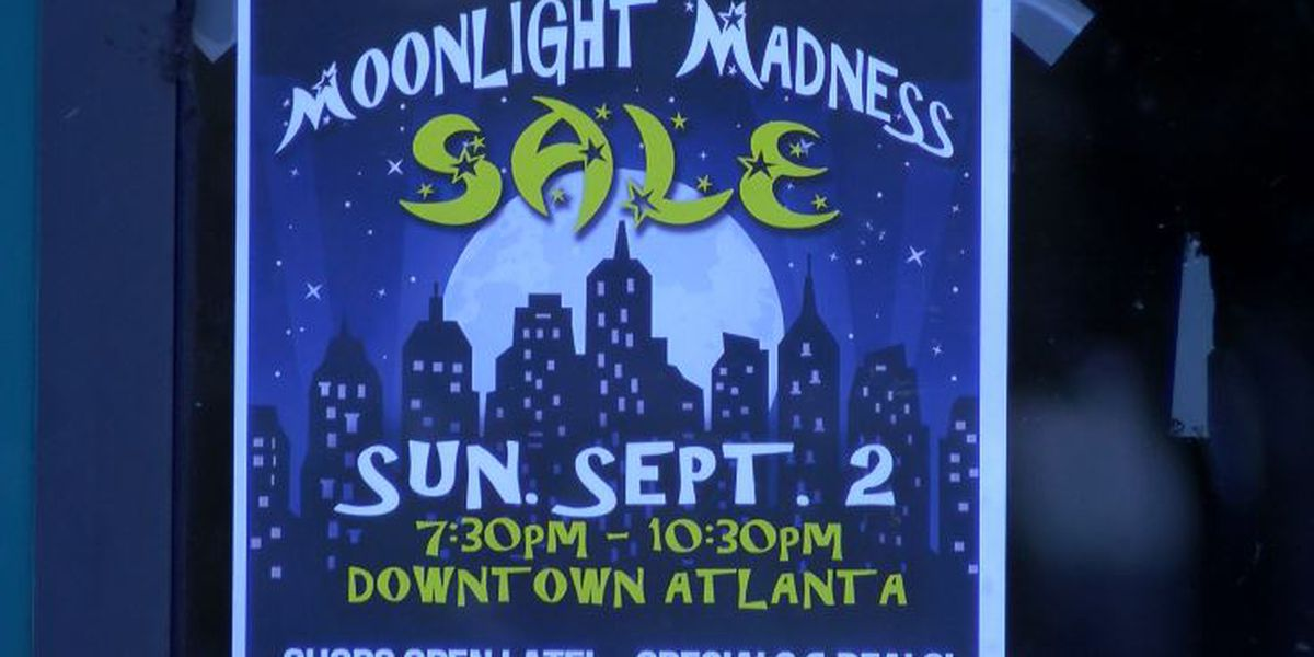Celebrate Moonlight Madness this weekend in Atlanta, TX