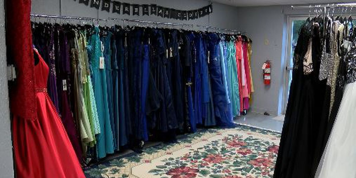 KSLA Salutes: Cinderella's Closet marks a year on BAFB