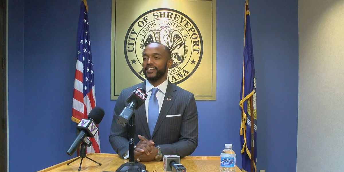 Shreveport mayor announces run for U.S. Senate seat