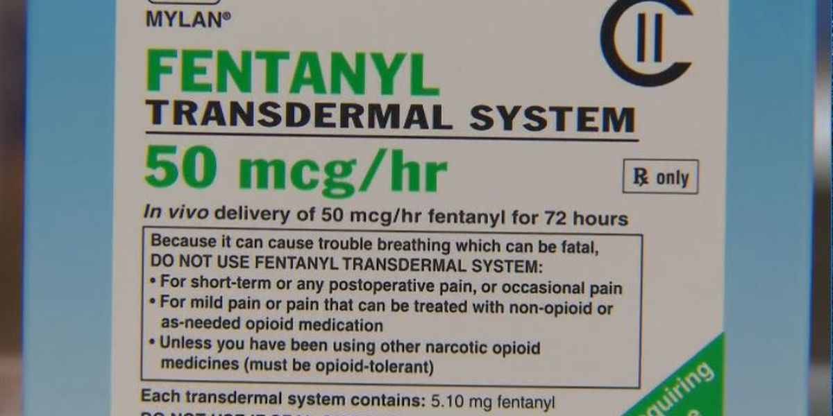 Fentanyl Now the Deadliest Drug in the US