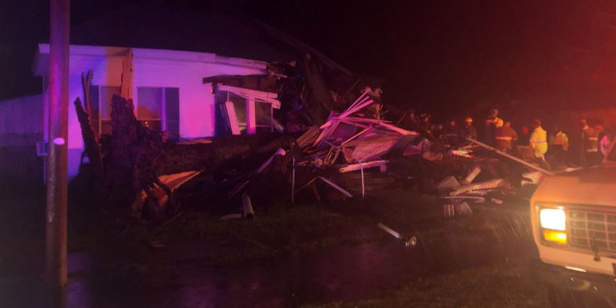 NWS preliminary report confirms two tornadoes in East Texas, Northwest Louisiana