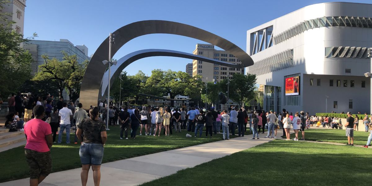 Community gathers for vigil, looking for answers as to what happened to Kori Gauthier