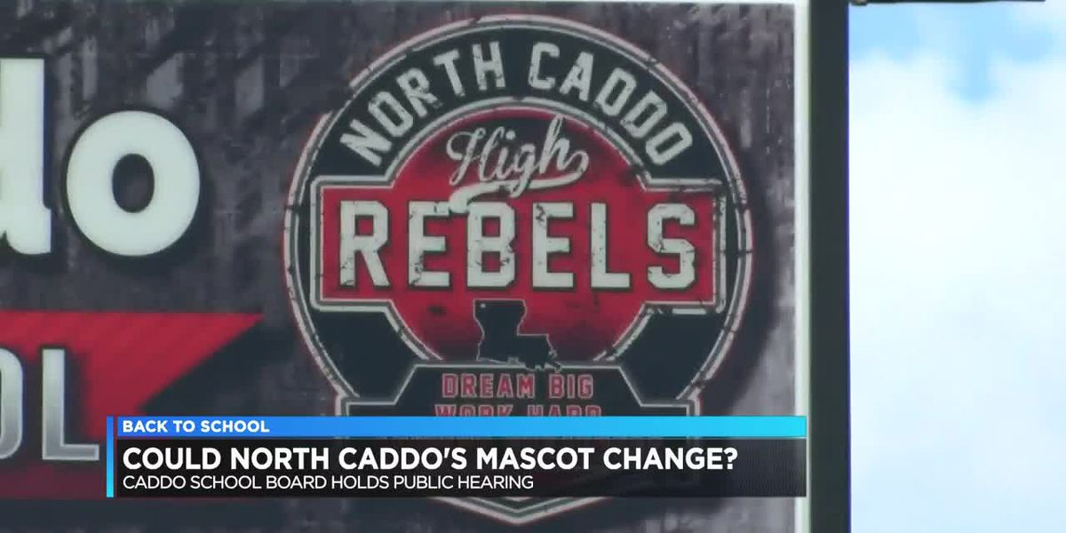 Petition seeks change in North Caddo Magnet High mascot; Caddo School Board members hear public comments