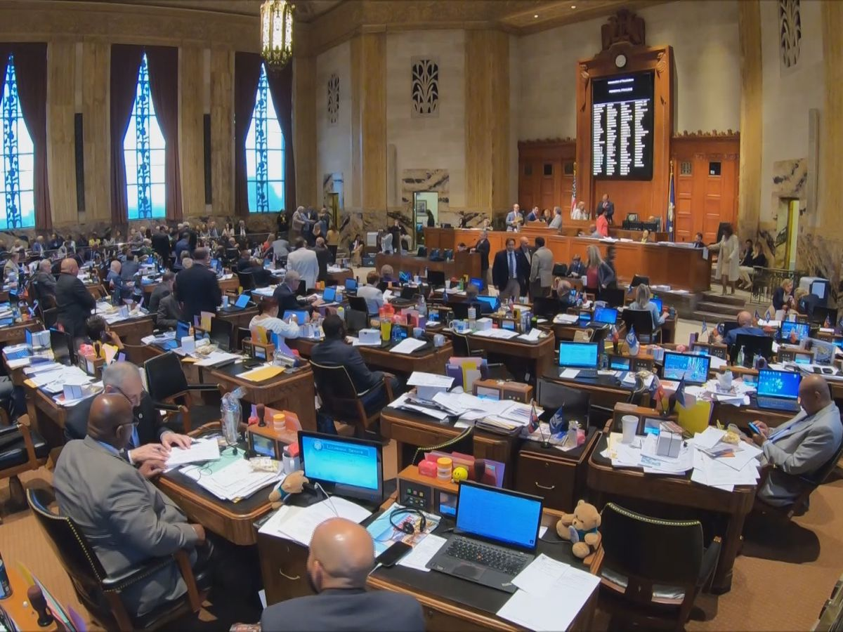Louisiana lawmakers winding down coronavirus special session