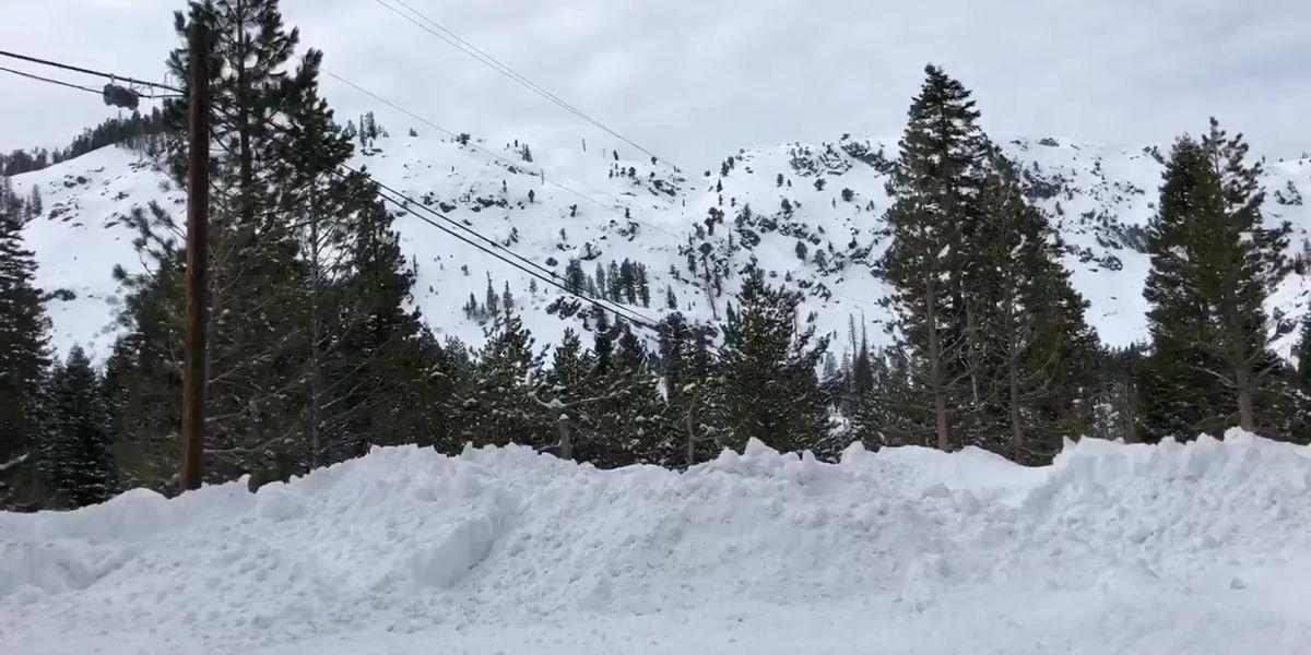 Man killed in avalanche near Lake Tahoe identified