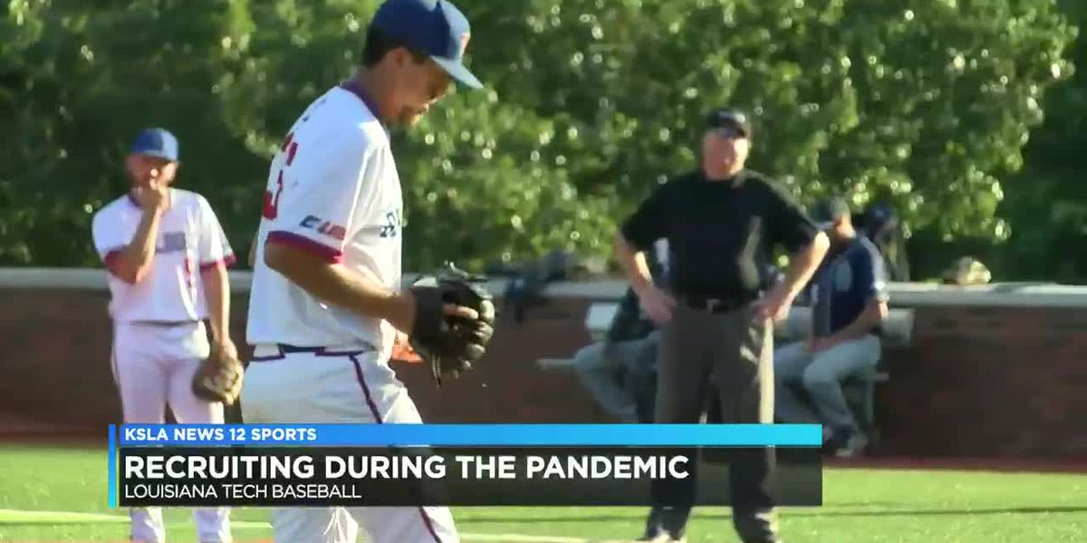 LaTech baseball team face challenges recruiting due to COVID-19 pandemic