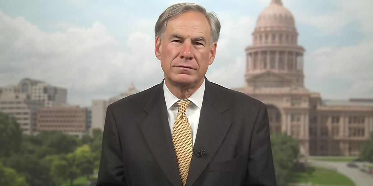 Gov. Abbott issues statewide disaster declaration in response to violent protests