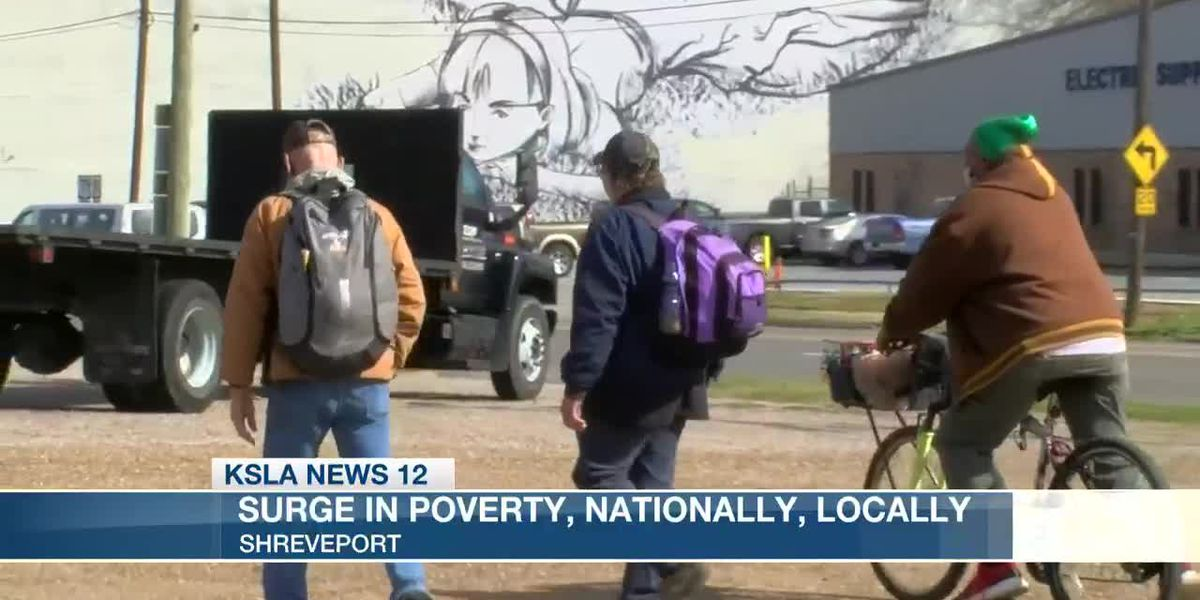 Poverty rate skyrockets amid COVID-19 pandemic
