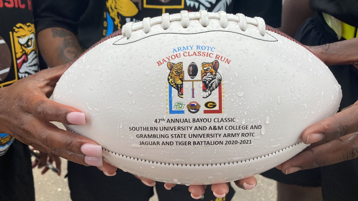 Fans excited for this weekend's Bayou Classic in Shreveport