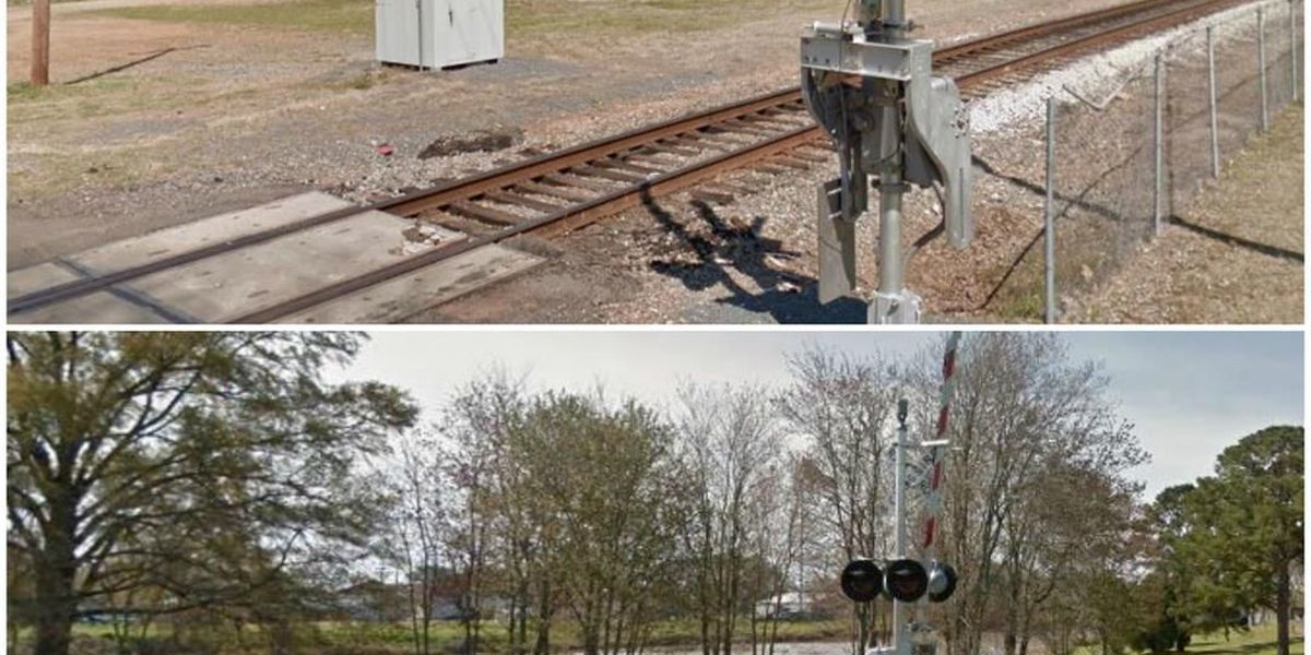 Railroad crossing repairs to impact 8 streets in Natchitoches