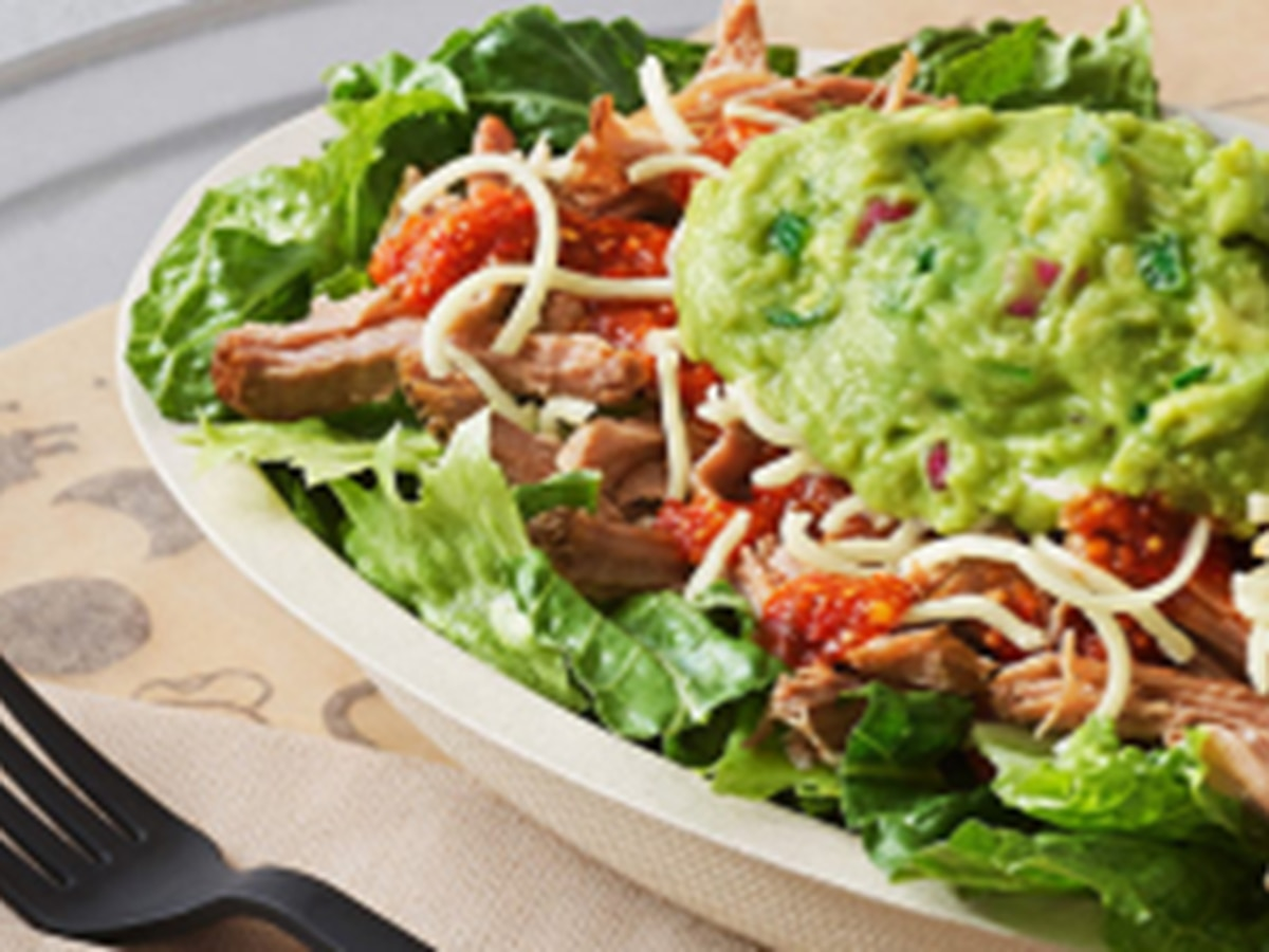 Chipotle introduces new Lifestyle Bowls for healthier options in 2019