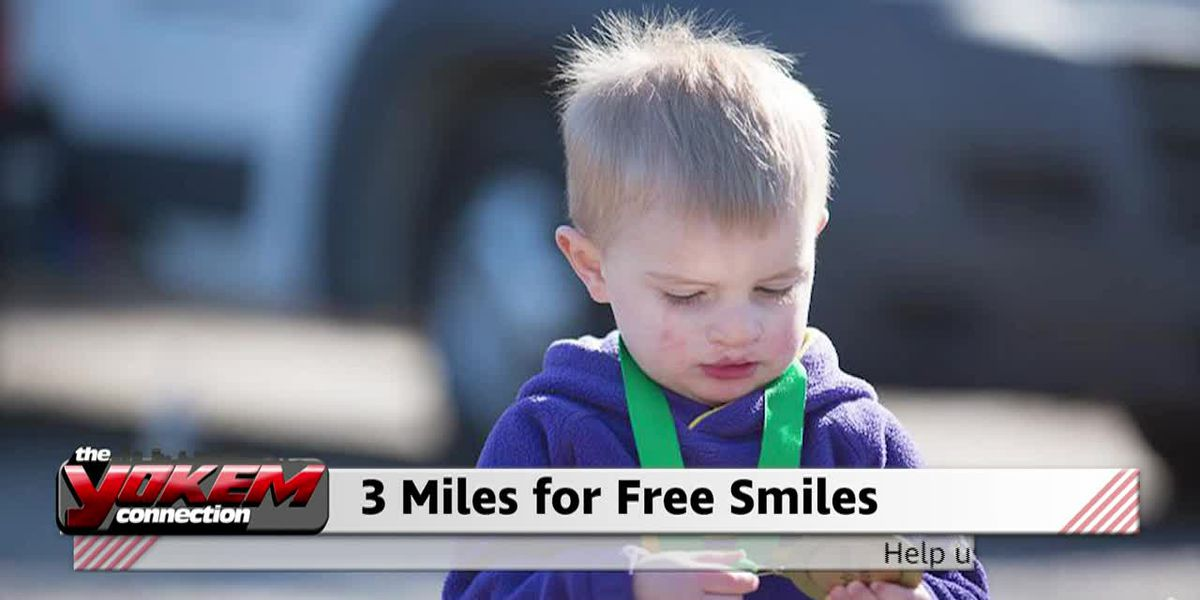 Yokem Connection - 3 Miles for Free Smiles