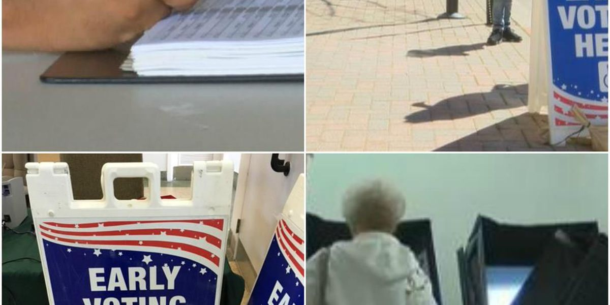 Early voting for LA's Oct. 14 elections begins Sept. 30