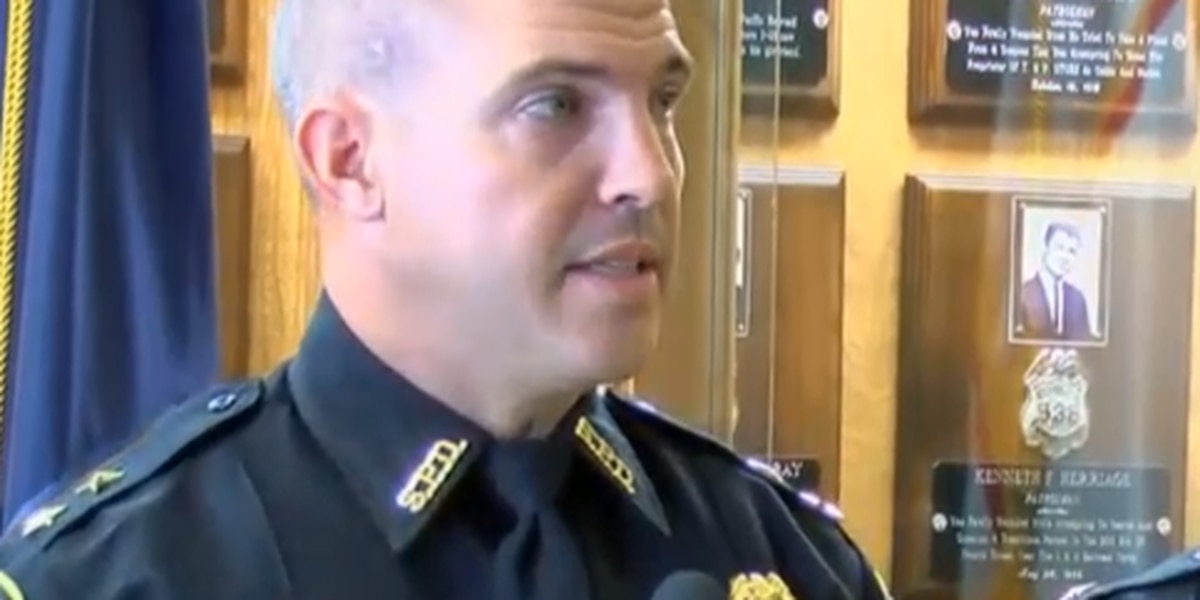 Chief Raymond discusses new public safety initiatives
