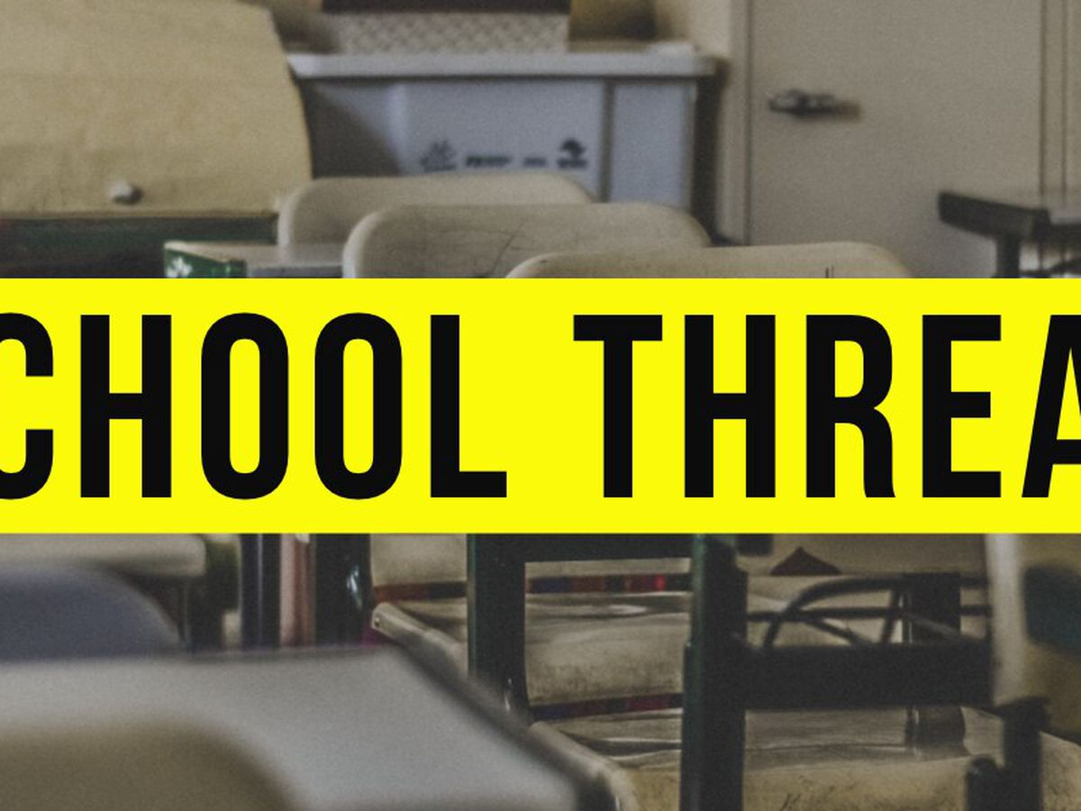 Hope High School placed on precautionary lockdown after threat