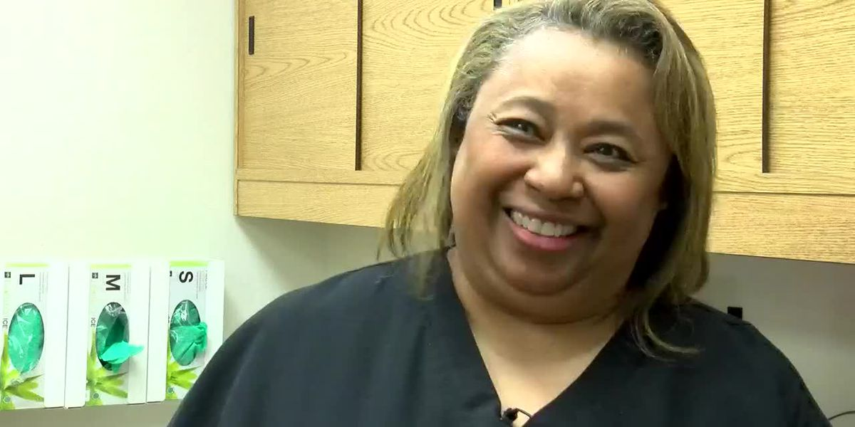 Nurse has a special connection with Shreveport-Bossier City area veterans