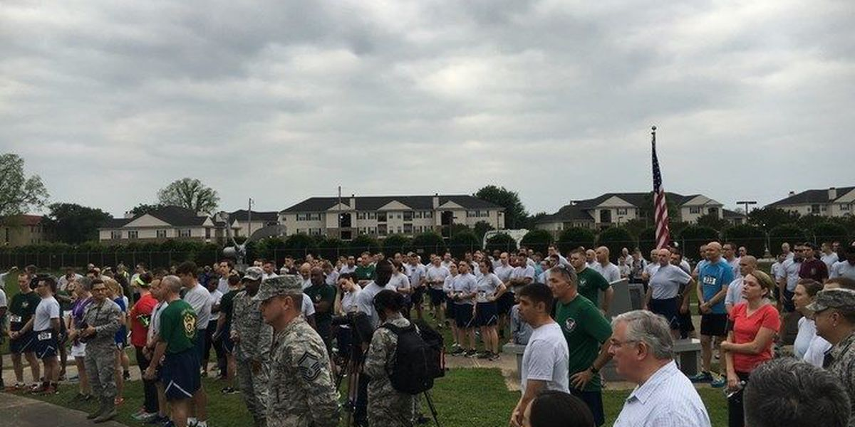 8th Air Force marks its 75th anniversary with Heritage Run