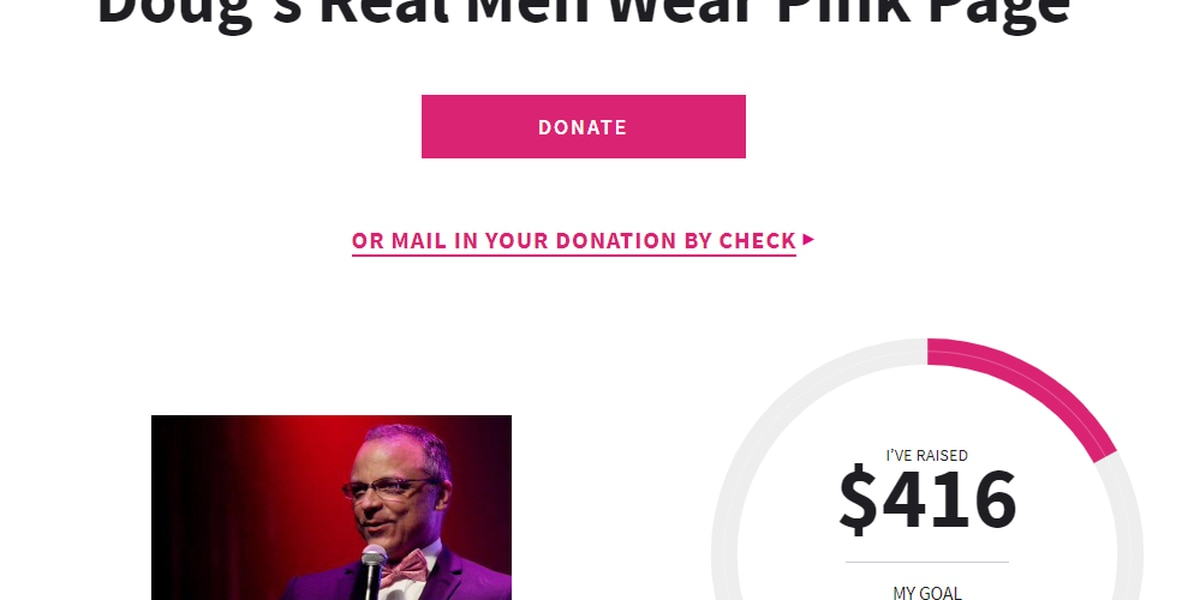 The Good Stuff: Real Men Wear Pink is back