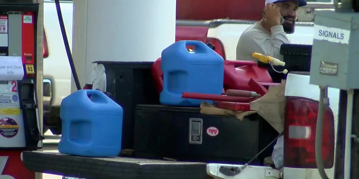 WEBXTRA: East Texas hospitals prep for influx of patients as officials order evacuations ahead of Hurricane Laura