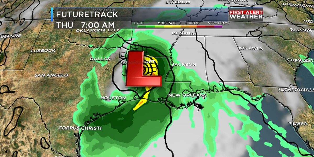 Tropical Storm Laura expected to make a local impact