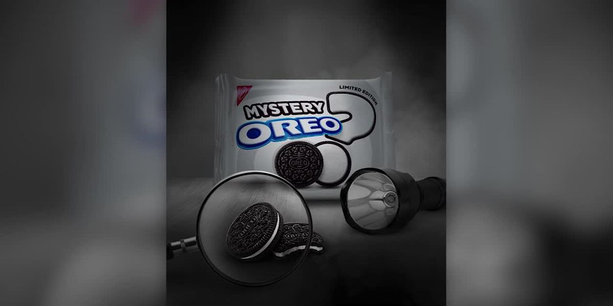 Mystery Oreos are back with a $50,000 prize