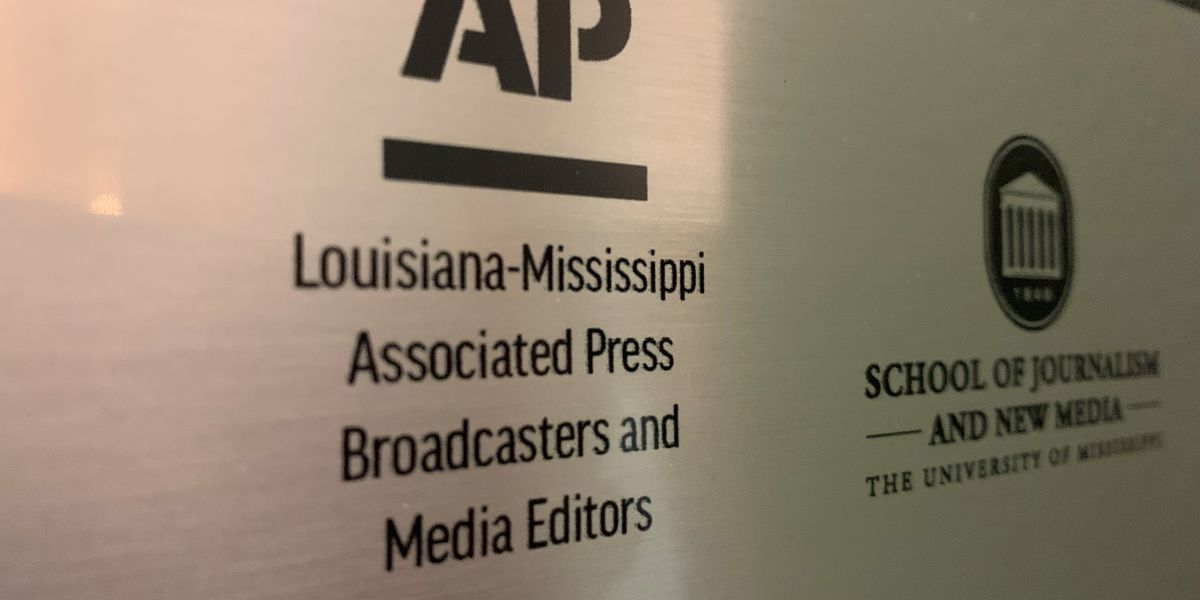 KSLA honored with 6 A.P. awards, including best anchor, reporter, sports story