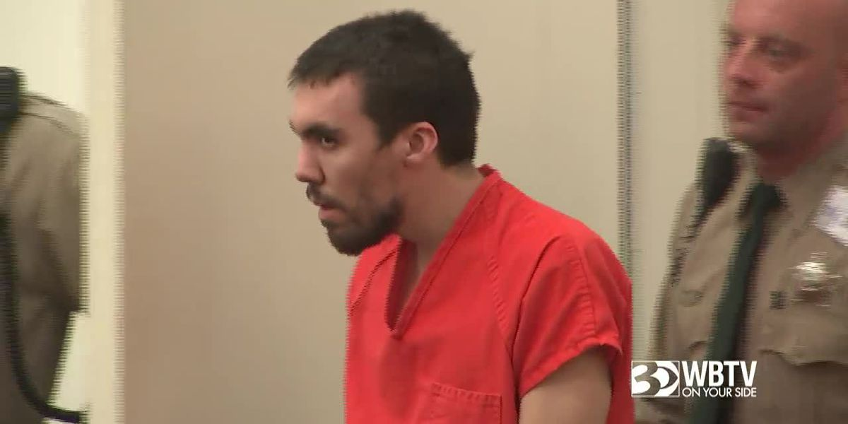 RAW VIDEO: Trystan Terrell walks into courtroom, pleads guilty to murder