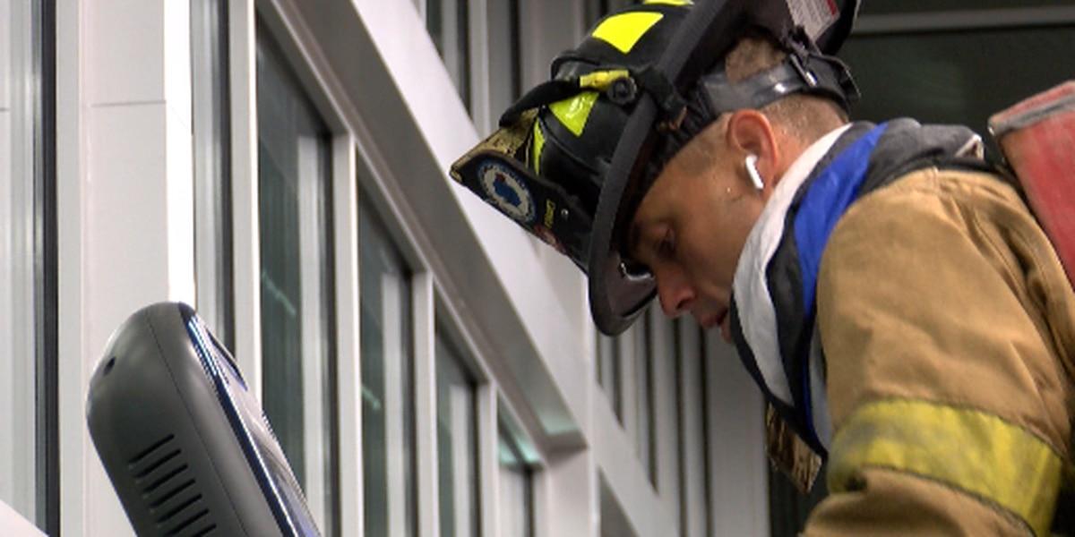 In their shoes: First responders, community members, honor the heroes of 9/11