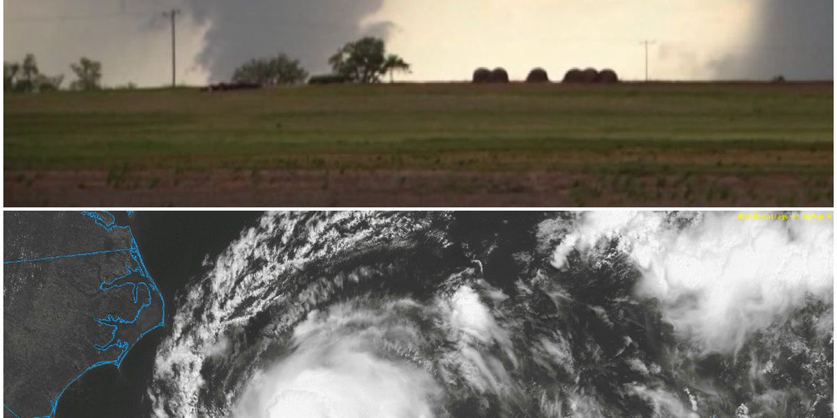 Weather or Not: Measuring tornado & hurricane strength