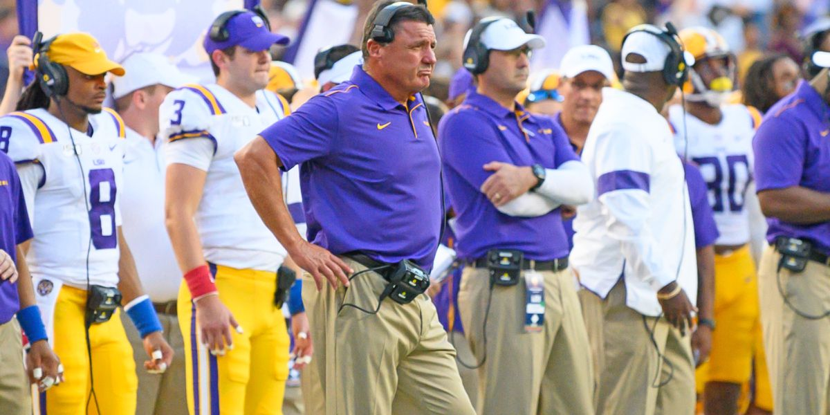 No. 6 LSU continues preps to face No. 9 Texas