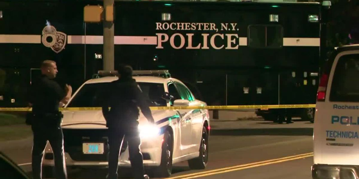 GRAPHIC: Mass shooting at backyard party in New York leaves 2 dead