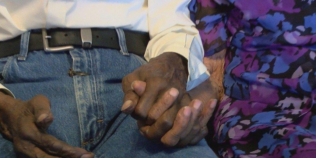 Benton pair declared longest married couple in Louisiana