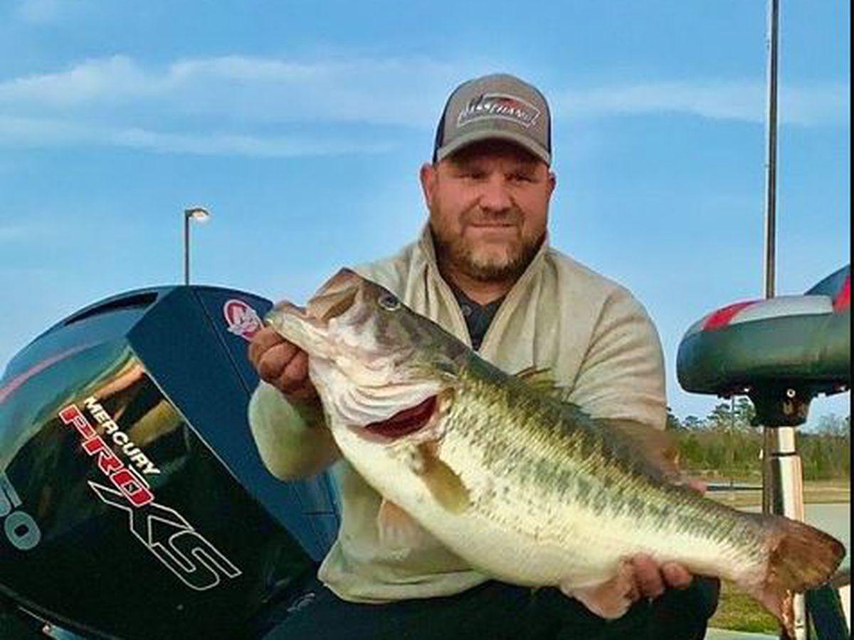 Sam Rayburn Reservoir boasts first Texas ShareLunker Legacy Bass of 2021