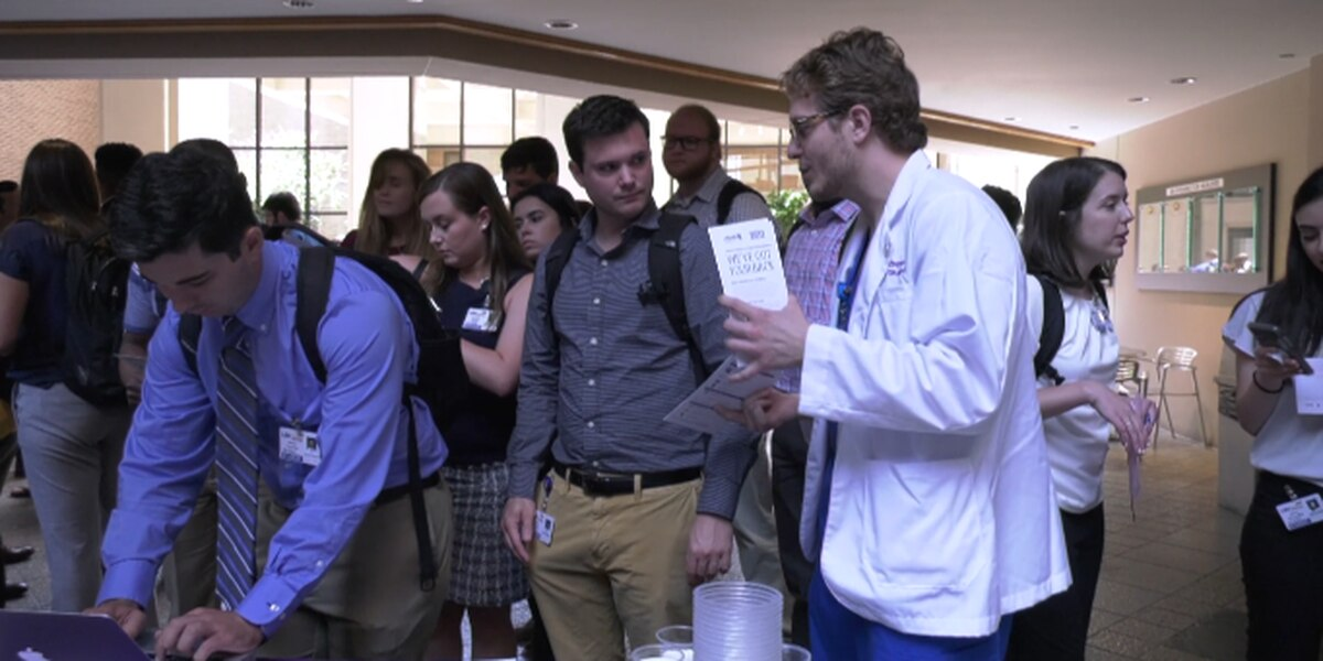 LSU Health increases class to meet shortage of physicians in Louisiana