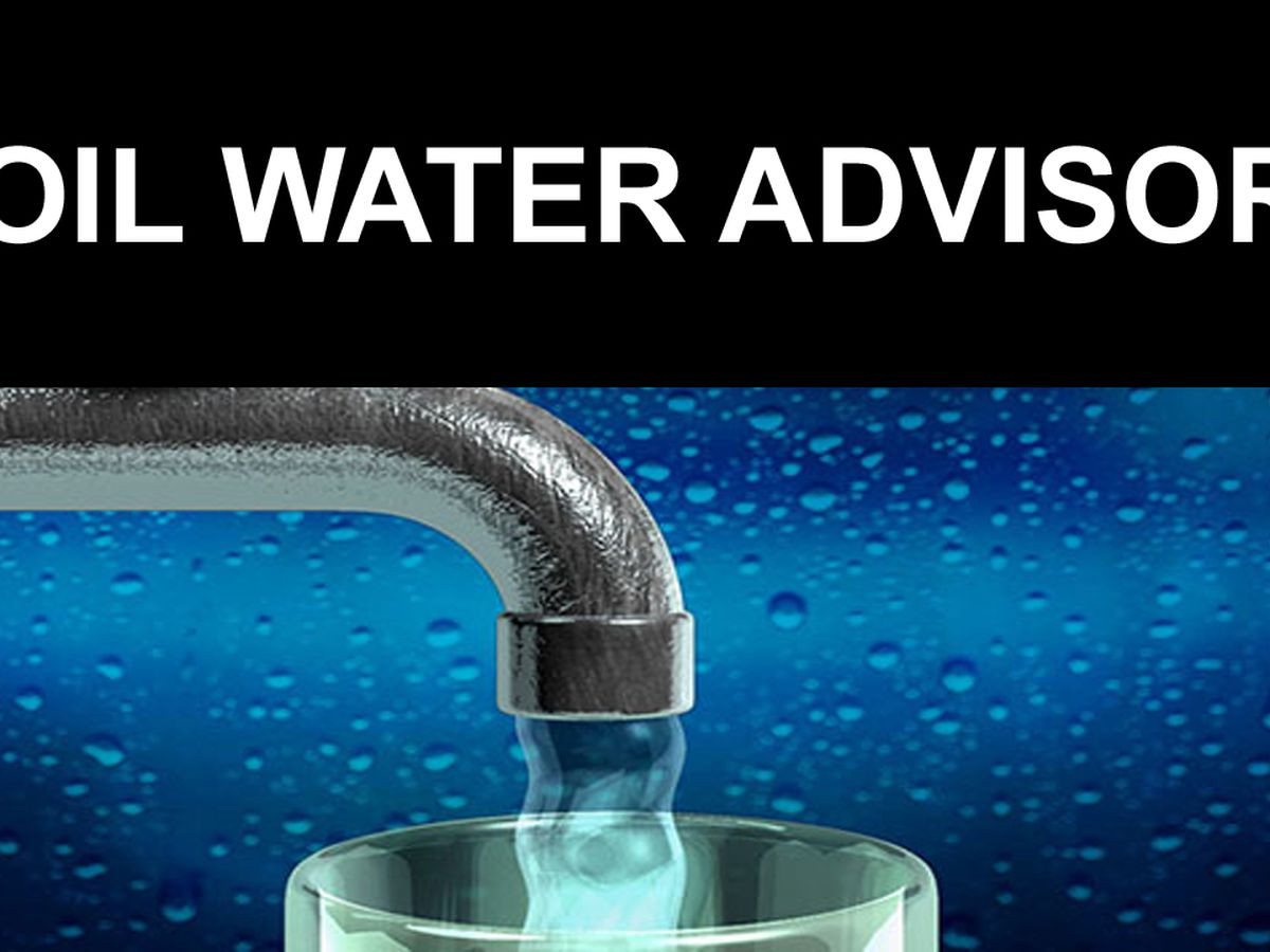 Boil Advisory issued for South Claiborne