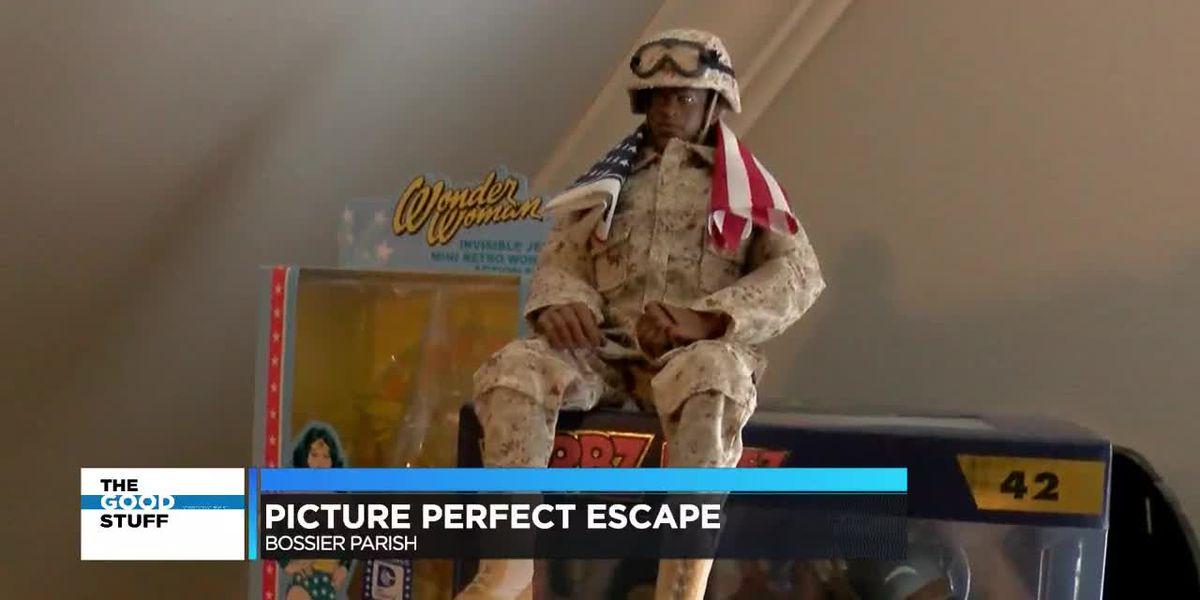 The Good Stuff: Picture Perfect Escape