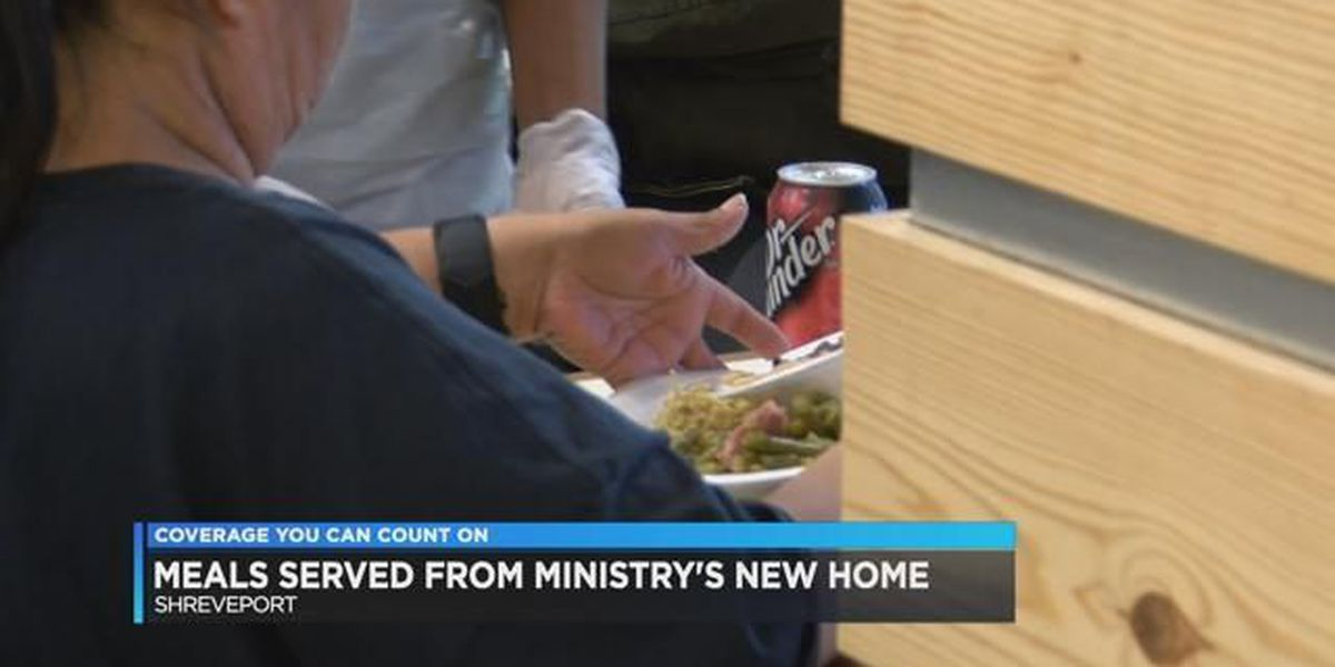 Thanksgiving for Shreveport ministry in new building was a day of firsts