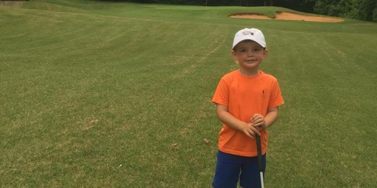 ETX boy, 4, seeks witnesses to potential world record hole-in-one