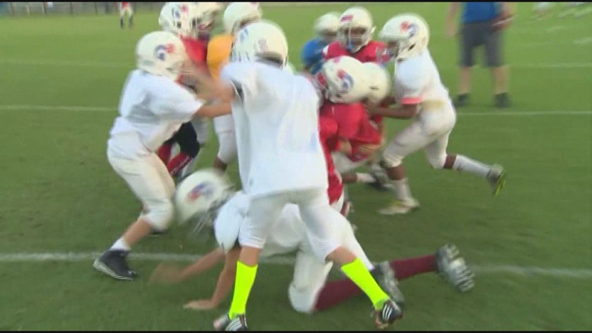 Cutting costs on fall youth sports teams