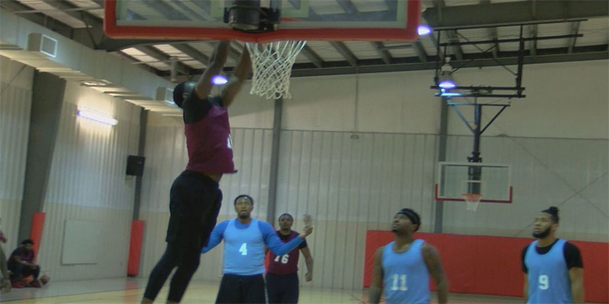 New league gives basketball players second chance to raise their game