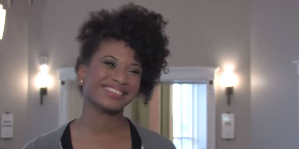 Caddo Magnet High alumna wins vocal competition in Washington D.C.