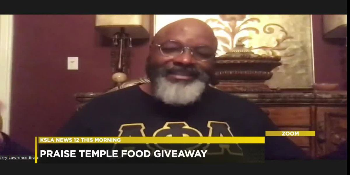 Praise Temple holds annual turkey giveaway