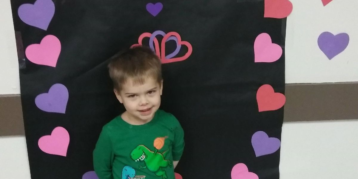 Month of the Military Child: Bennett Drew