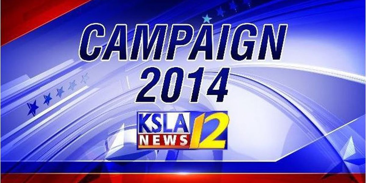Campaign 2014: KSLA News 12 Election Day coverage on air and online