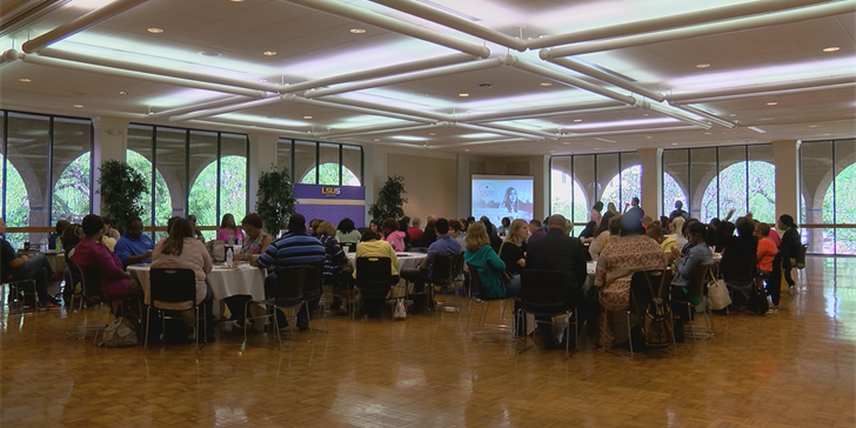 Conference provides information on fighting human trafficking