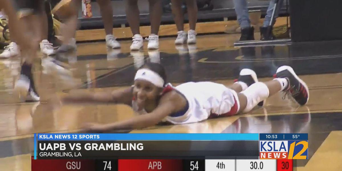 Grambling's Shakyla Hill records 2nd Quadruple Double
