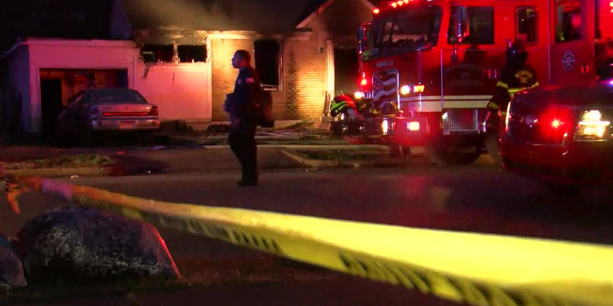 Cause of explosion at Memphis house under investigation
