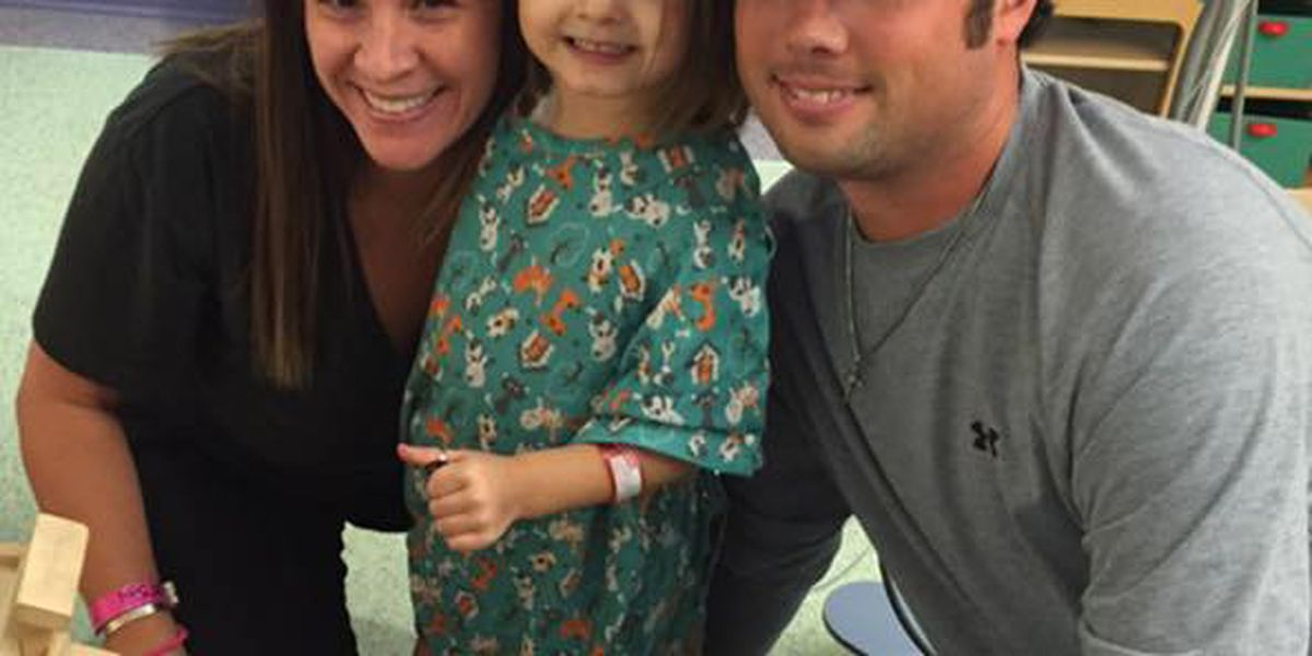 Marshall, TX, community, others show support for sick toddler